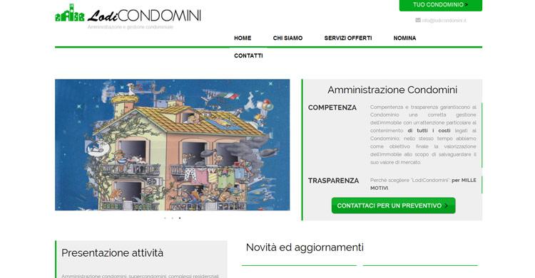 Lodi condomini home page